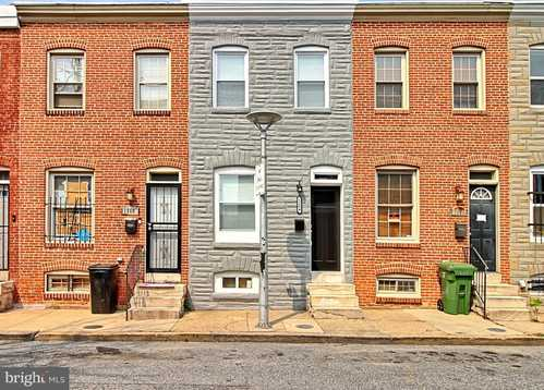 $185,000 - 2Br/2Ba -  for Sale in Pigtown / Washington Village, Baltimore