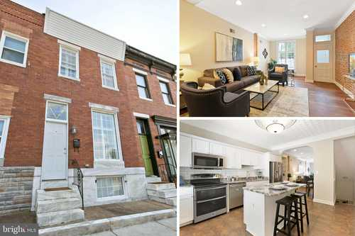 $375,000 - 2Br/3Ba -  for Sale in Canton, Baltimore