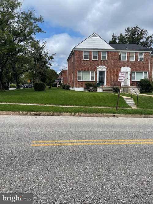 $185,000 - 3Br/1Ba -  for Sale in Loch Raven/hillen, Baltimore