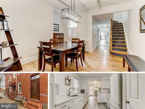 $415,000 - 3Br/4Ba -  for Sale in Little Italy, Baltimore