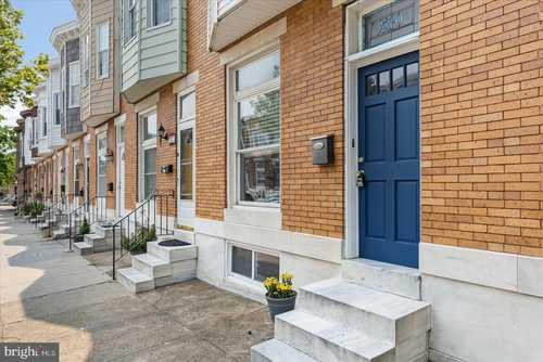 $189,900 - 4Br/2Ba -  for Sale in Greektown, Baltimore