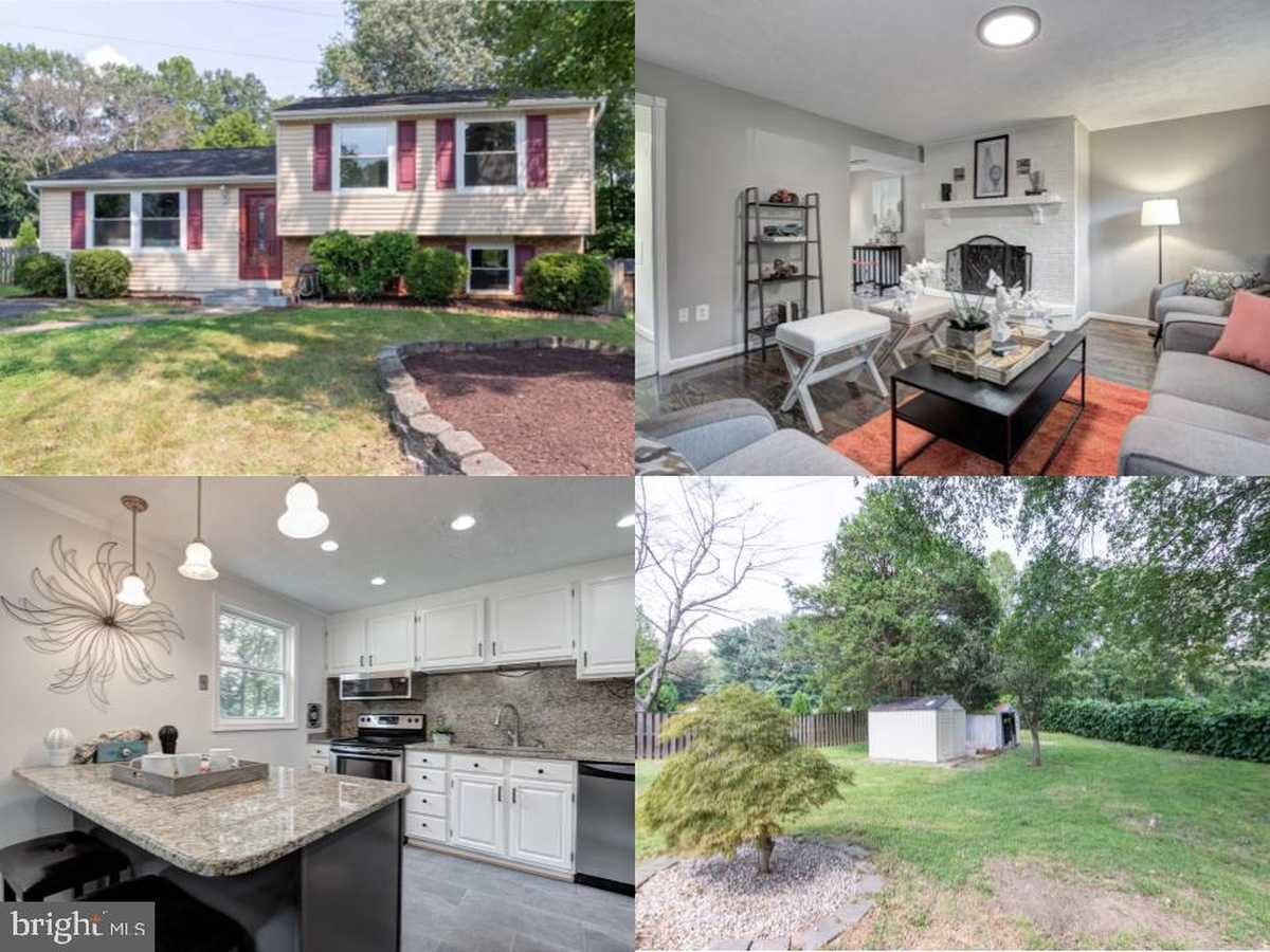 $549,888 - 4Br/2Ba -  for Sale in Cardinal Estates, Burke
