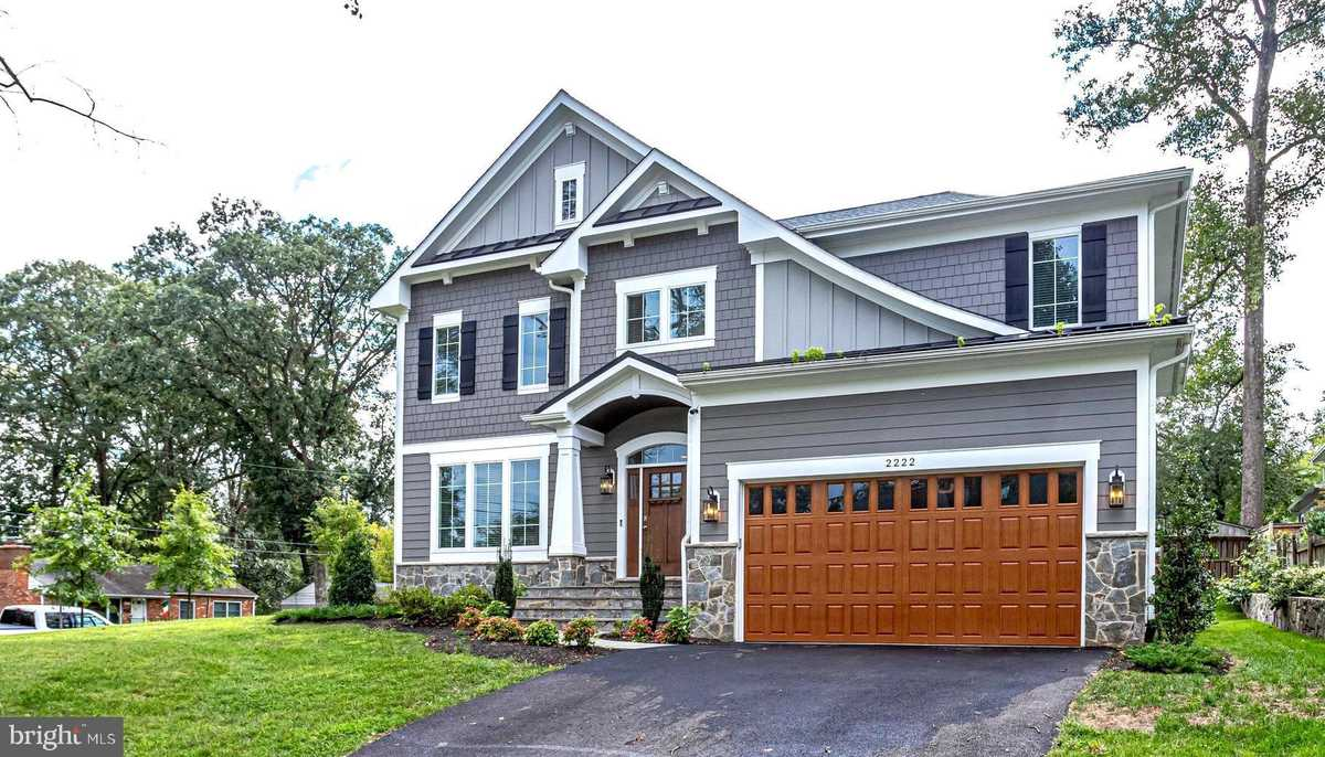 $1,999,900 - 5Br/6Ba -  for Sale in Westmoreland Park, Falls Church