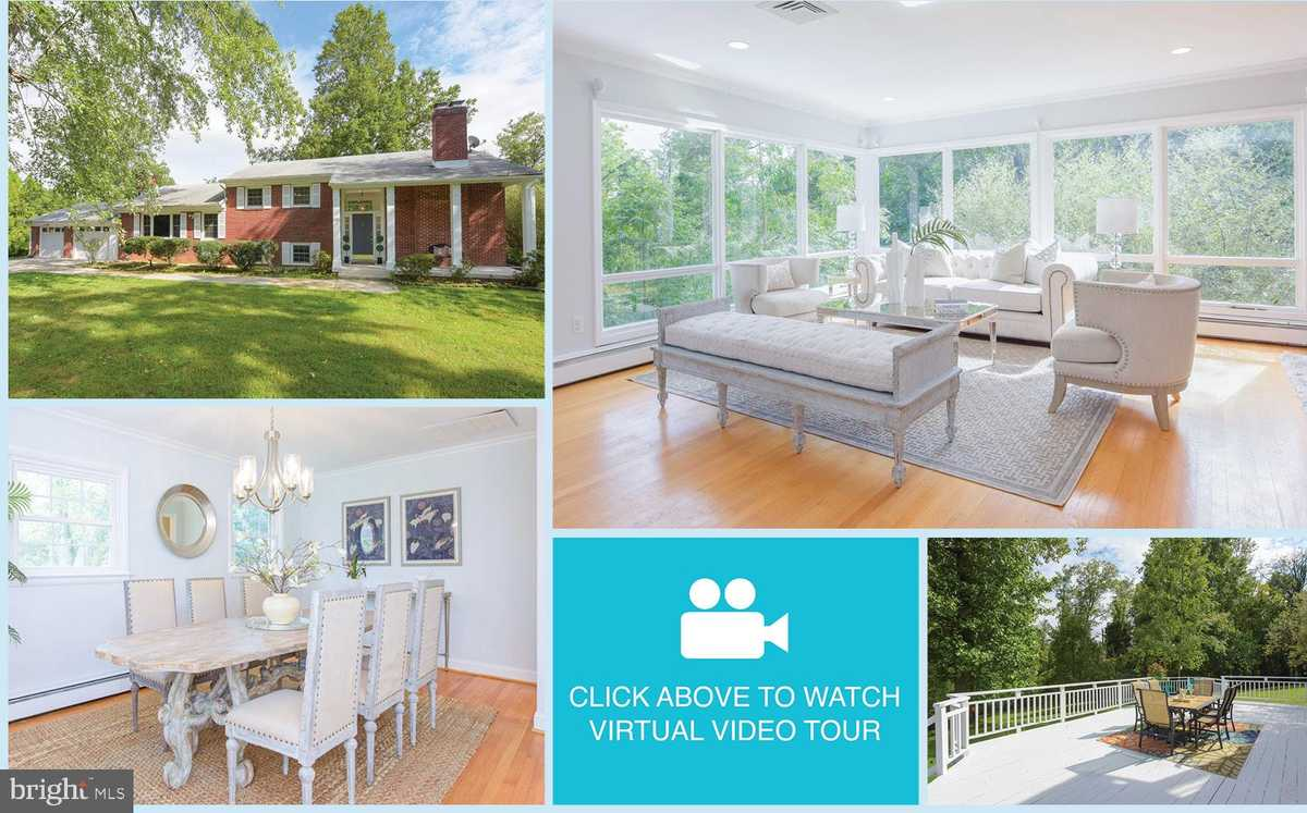 $1,067,000 - 4Br/3Ba -  for Sale in Mill Run Acres, Great Falls