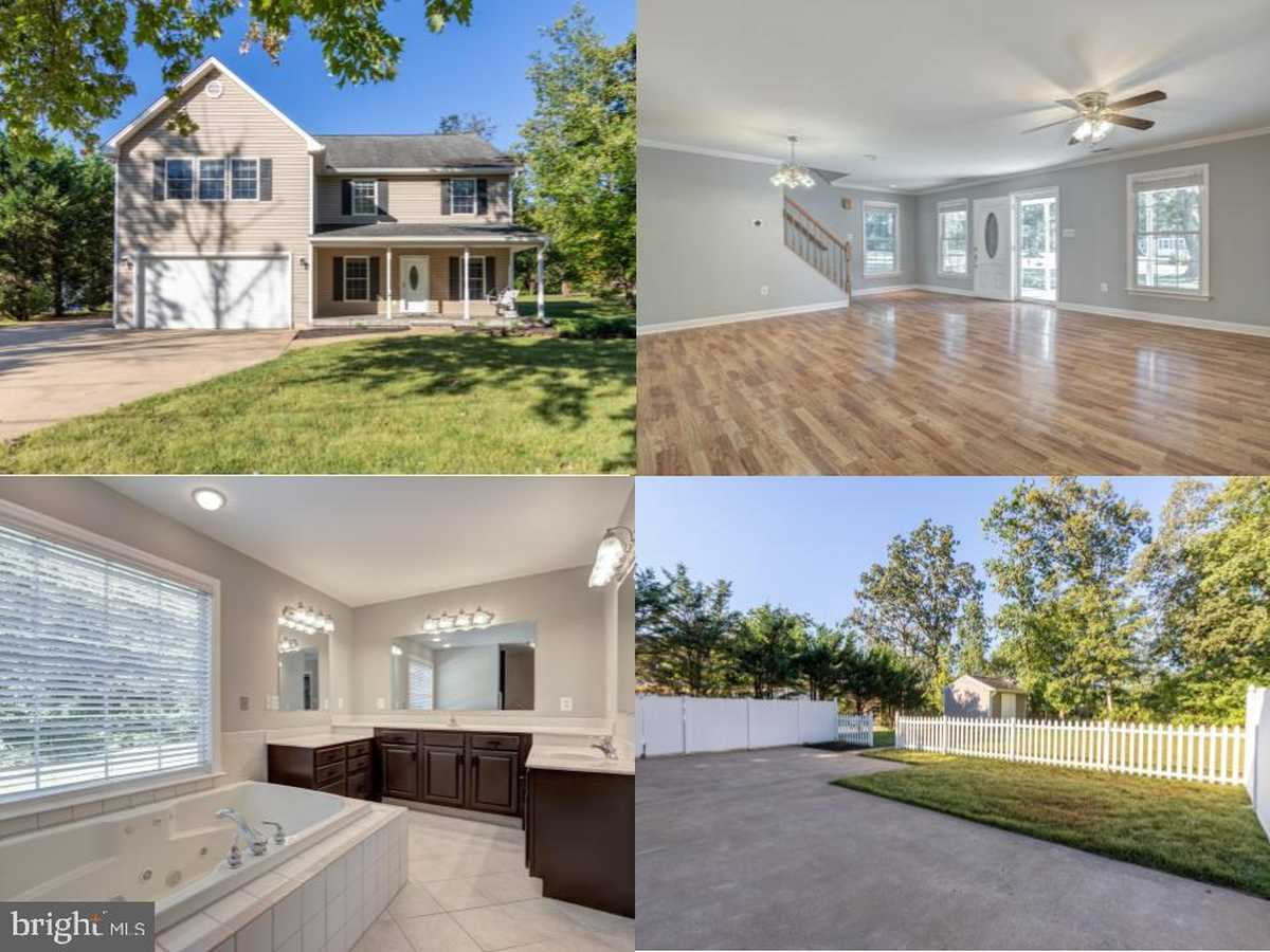 $799,888 - 4Br/3Ba -  for Sale in Vannoy Acres, Fairfax