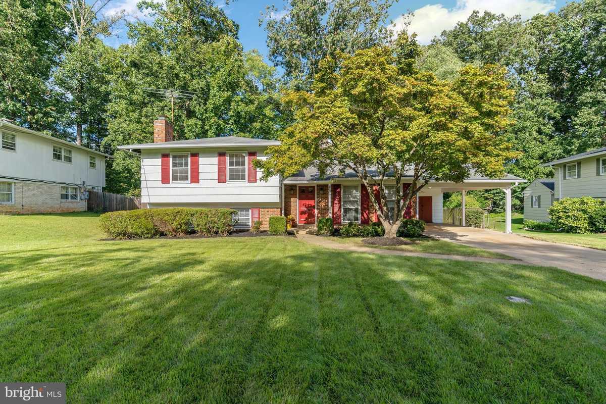 $625,000 - 4Br/2Ba -  for Sale in Keene Mill Manor, Springfield