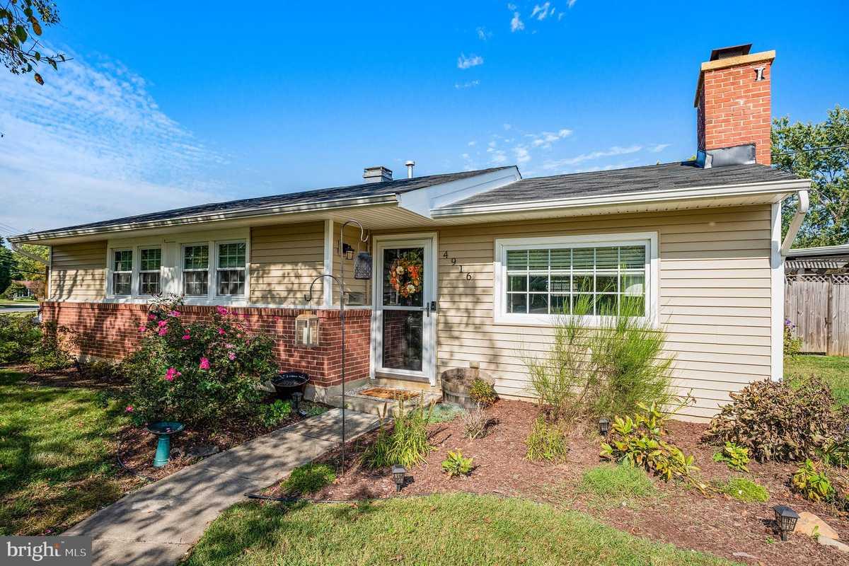 $499,000 - 3Br/1Ba -  for Sale in Fairfax Homes, Alexandria