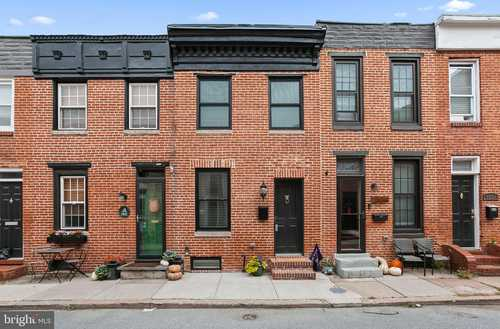 $445,000 - 3Br/3Ba -  for Sale in Locust Point, Baltimore