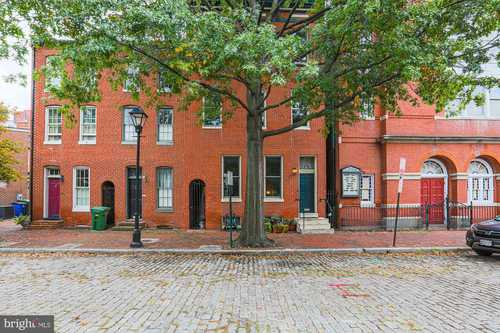 $675,000 - 3Br/3Ba -  for Sale in Otterbein, Baltimore