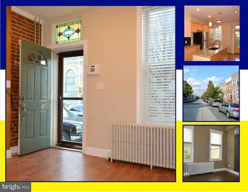 $275,000 - 2Br/2Ba -  for Sale in Locust Point, Baltimore