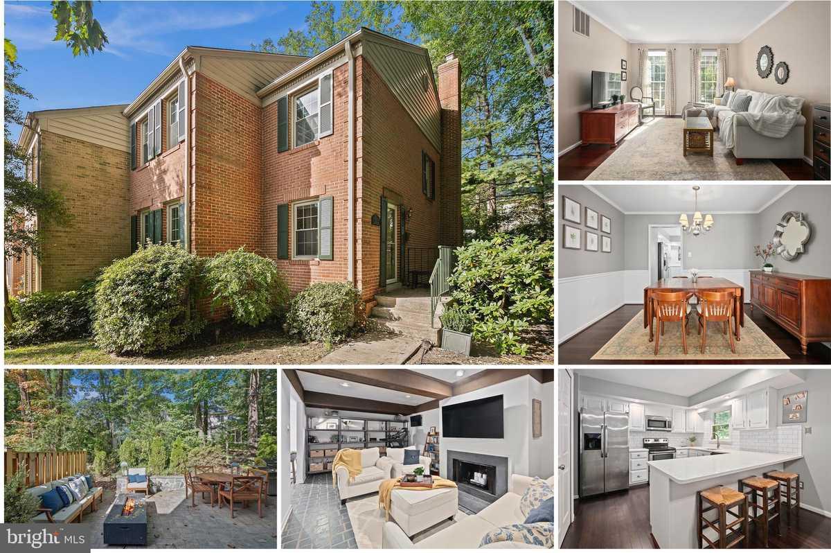 $550,000 - 3Br/4Ba -  for Sale in Woodlynne Community, Fairfax
