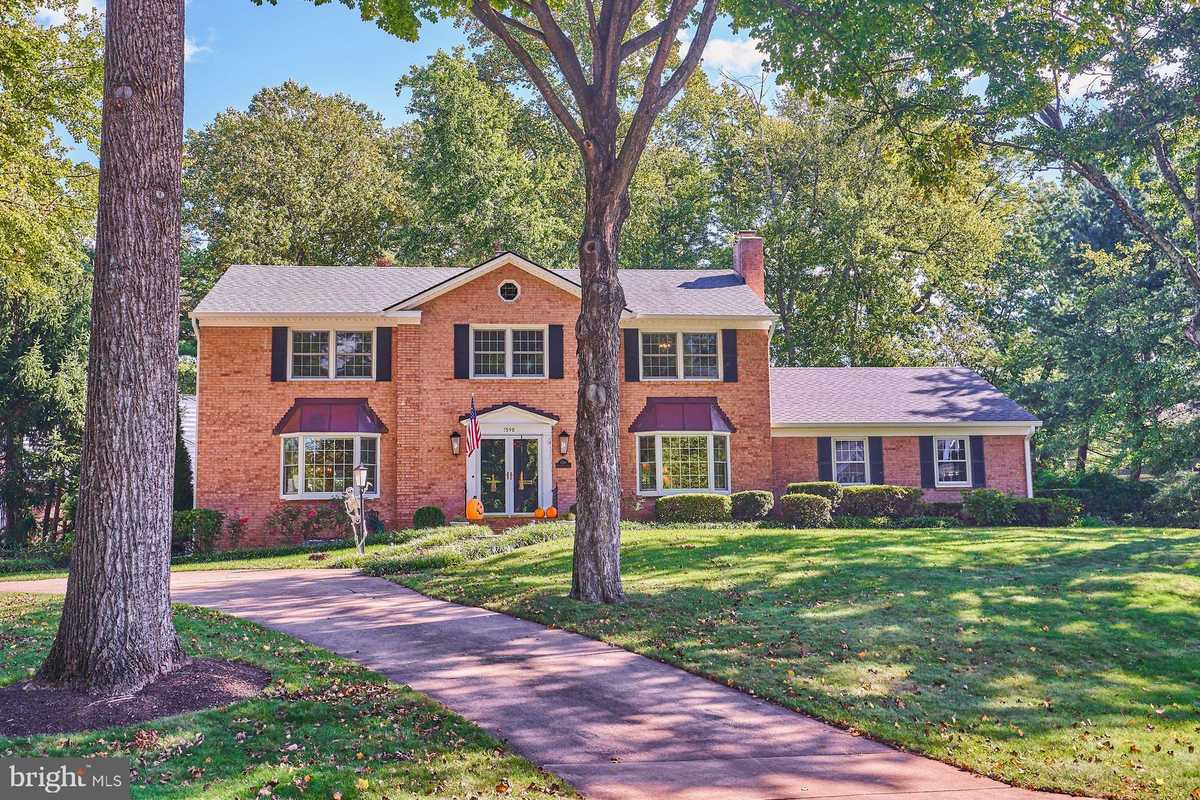 $1,399,000 - 5Br/4Ba -  for Sale in Forest Villa Woods, Mclean