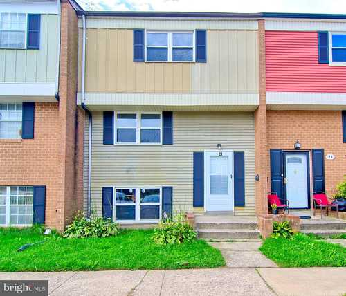 $200,000 - 3Br/2Ba -  for Sale in Quail Meadows Townhouses, Windsor Mill