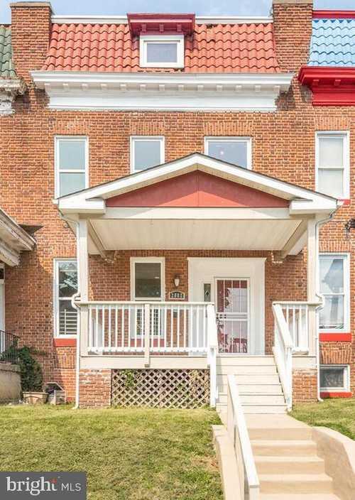 $250,000 - 3Br/3Ba -  for Sale in Baltimore City, Baltimore