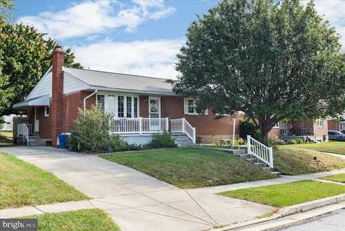 $299,900 - 3Br/2Ba -  for Sale in Harwood Manor, Baltimore