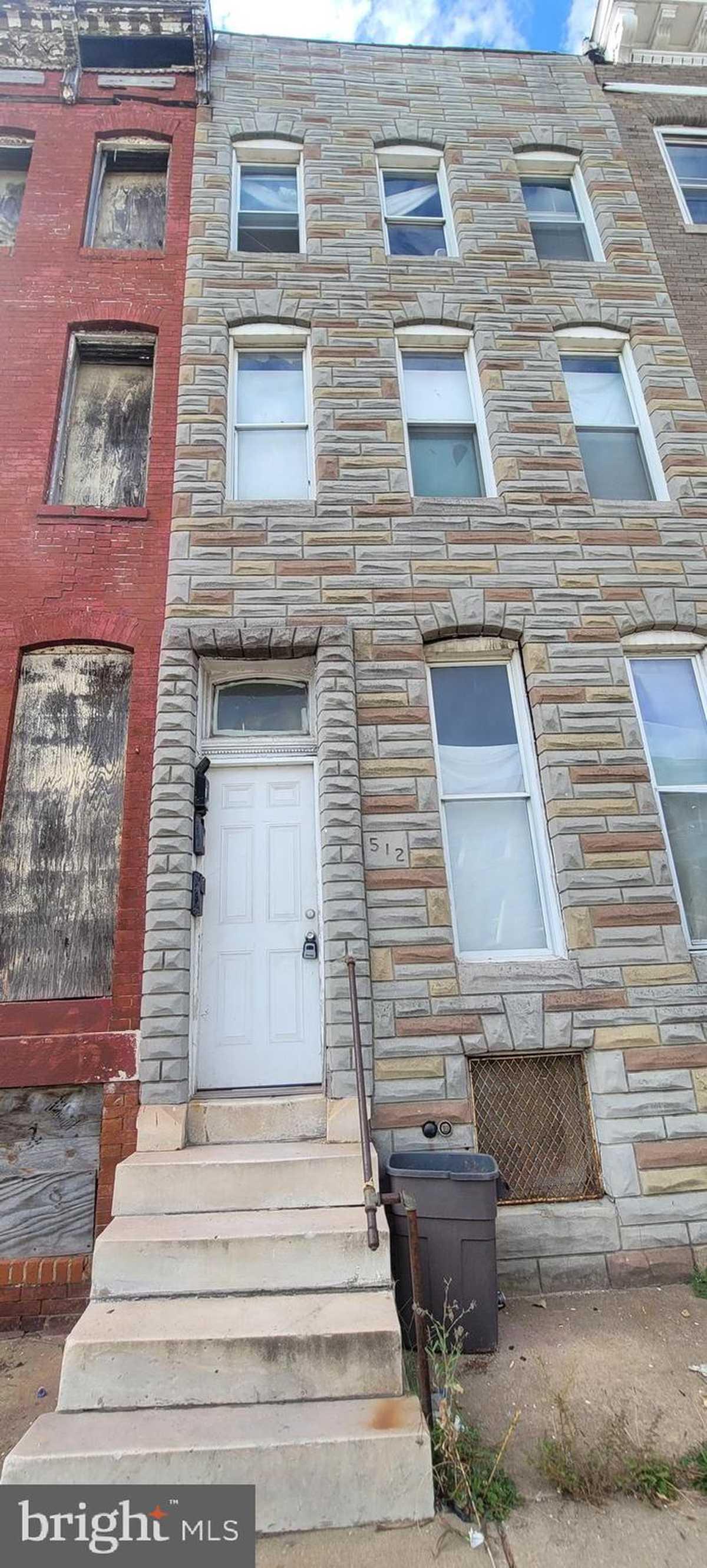 $80,000 - 4Br/3Ba -  for Sale in Harlem Park, Baltimore