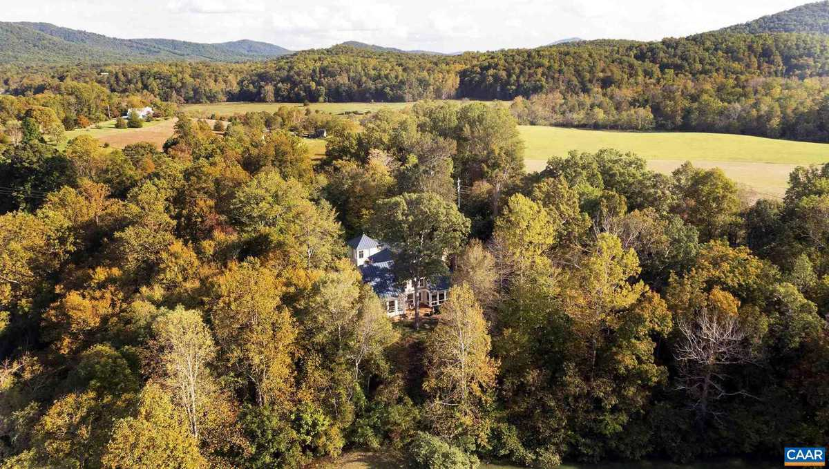 $1,495,000 - 4Br/4Ba -  for Sale in Unknown, Nellysford