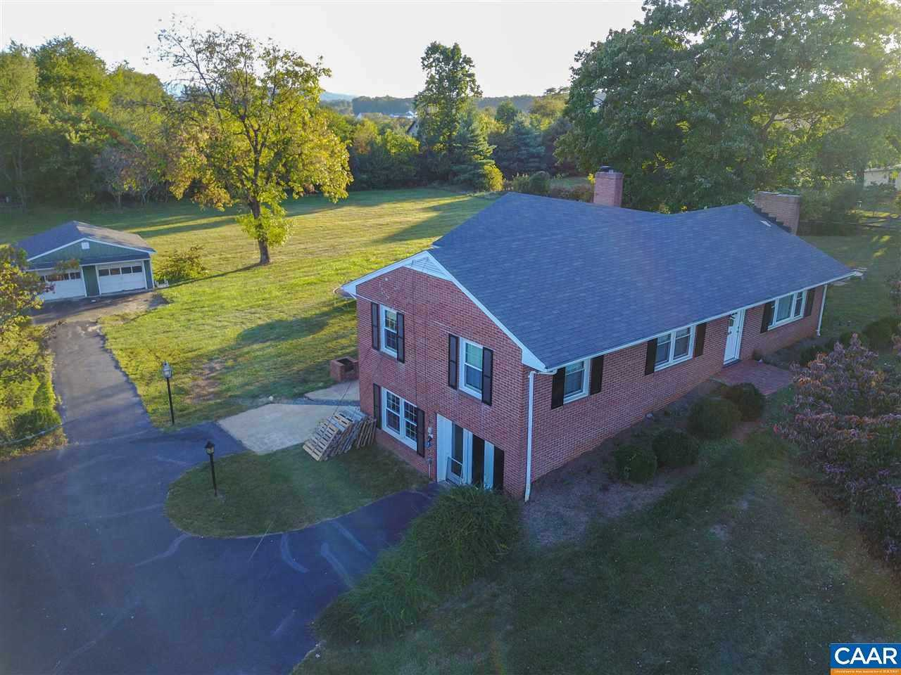 $459,000 - 4Br/2Ba -  for Sale in None, Crozet