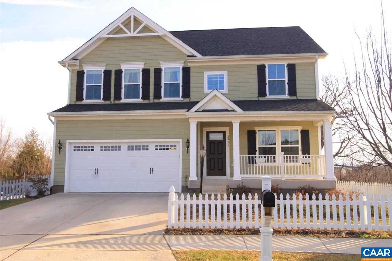 $459,000 - 4Br/4Ba -  for Sale in Wickham Pond, Charlottesville