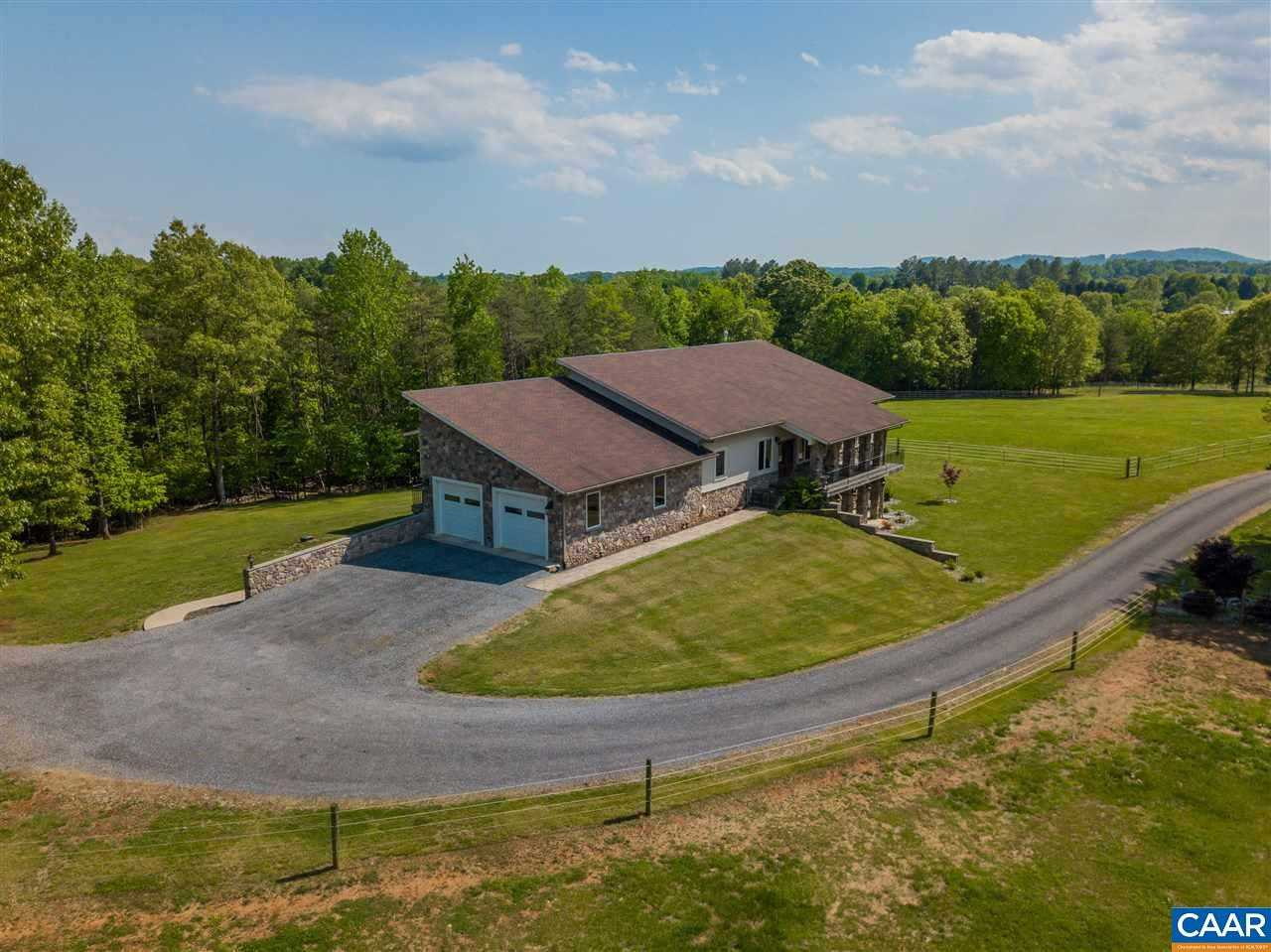 Homes For Sale In Amherst Mountain Area Realty