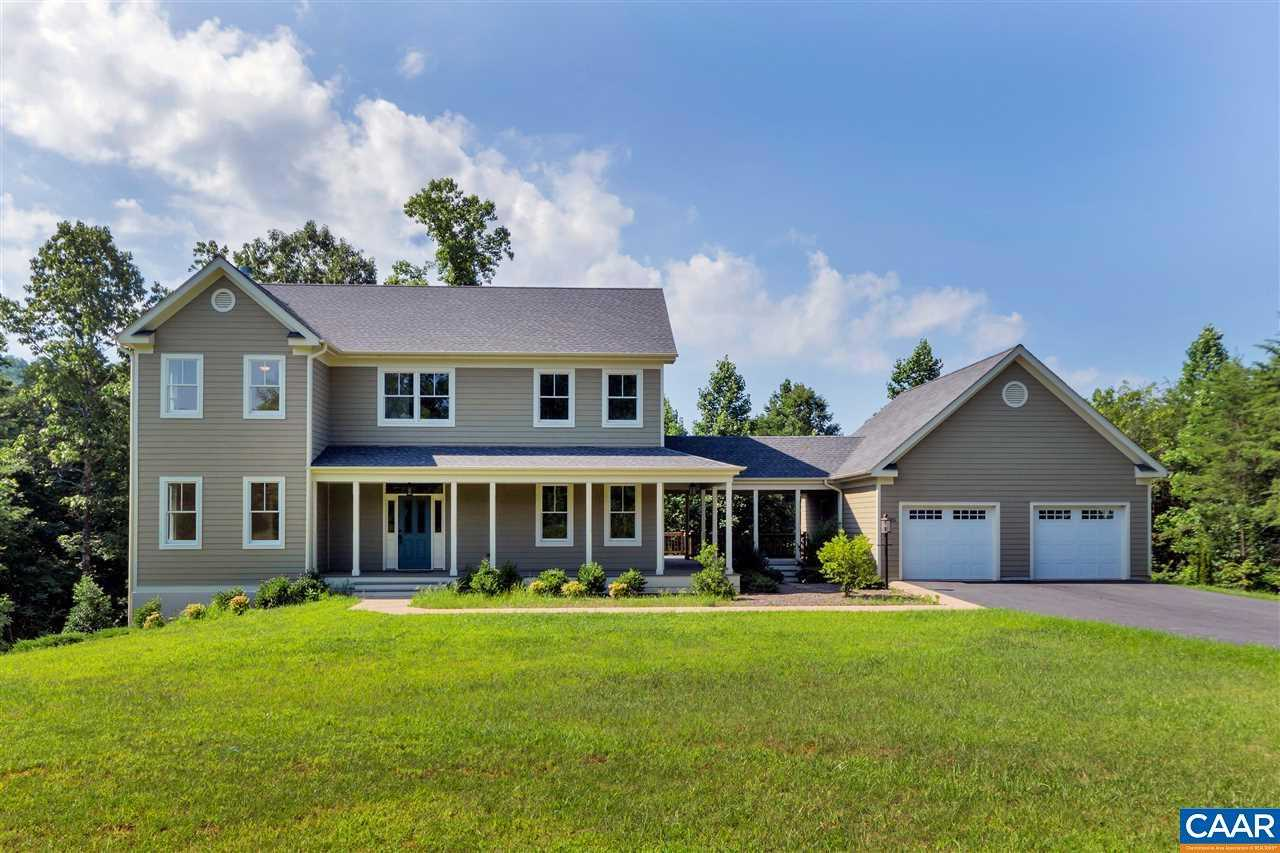 $629,000 - 5Br/4Ba -  for Sale in Frays Mill (albemarle), Ruckersville