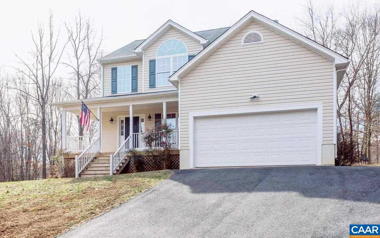$238,000 - 4Br/3Ba -  for Sale in Lake Monticello, Palmyra