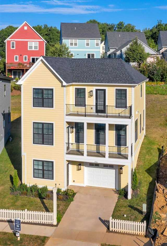 $459,900 - 3Br/3Ba -  for Sale in Huntley, Charlottesville