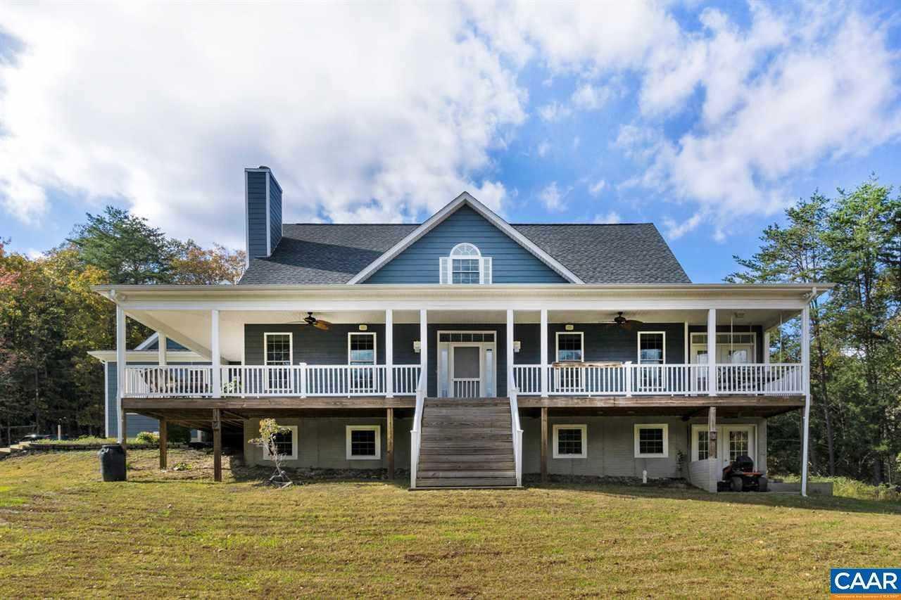 $539,000 - 4Br/3Ba -  for Sale in Milton Hills, Charlottesville