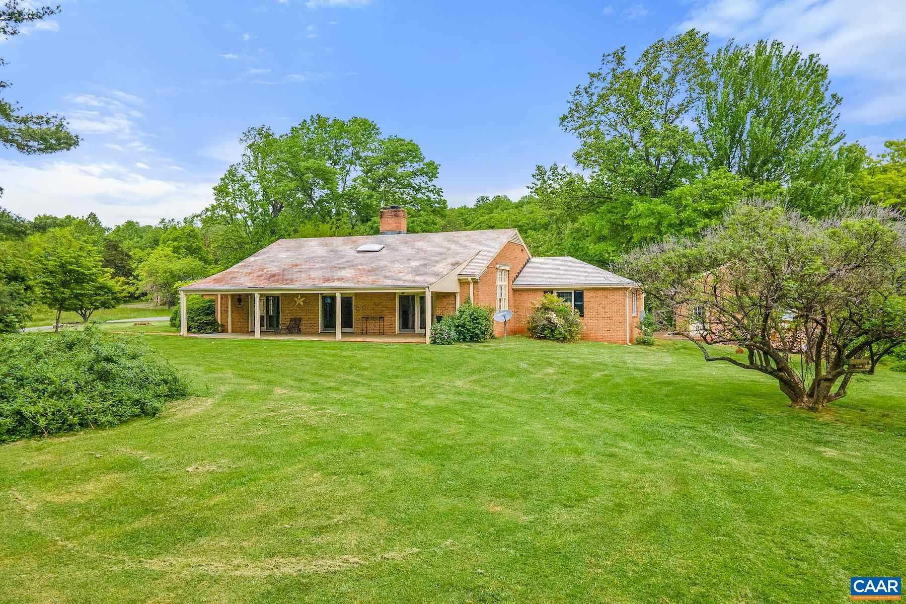 $799,000 - 3Br/4Ba -  for Sale in None, Gordonsville