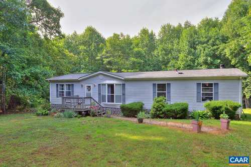 $159,900 - 3Br/2Ba -  for Sale in None, Esmont