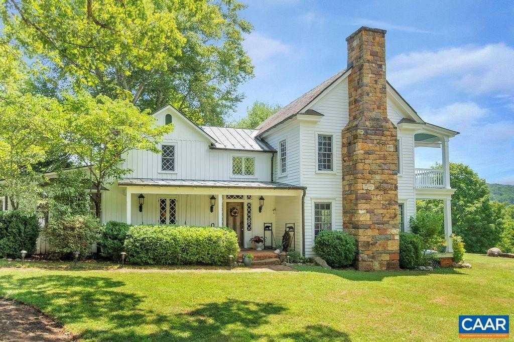 $1,200,000 - 4Br/3Ba -  for Sale in None, Charlottesville