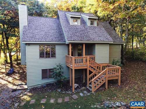 $539,900 - 4Br/3Ba -  for Sale in Wintergreen Mountain Village, Roseland
