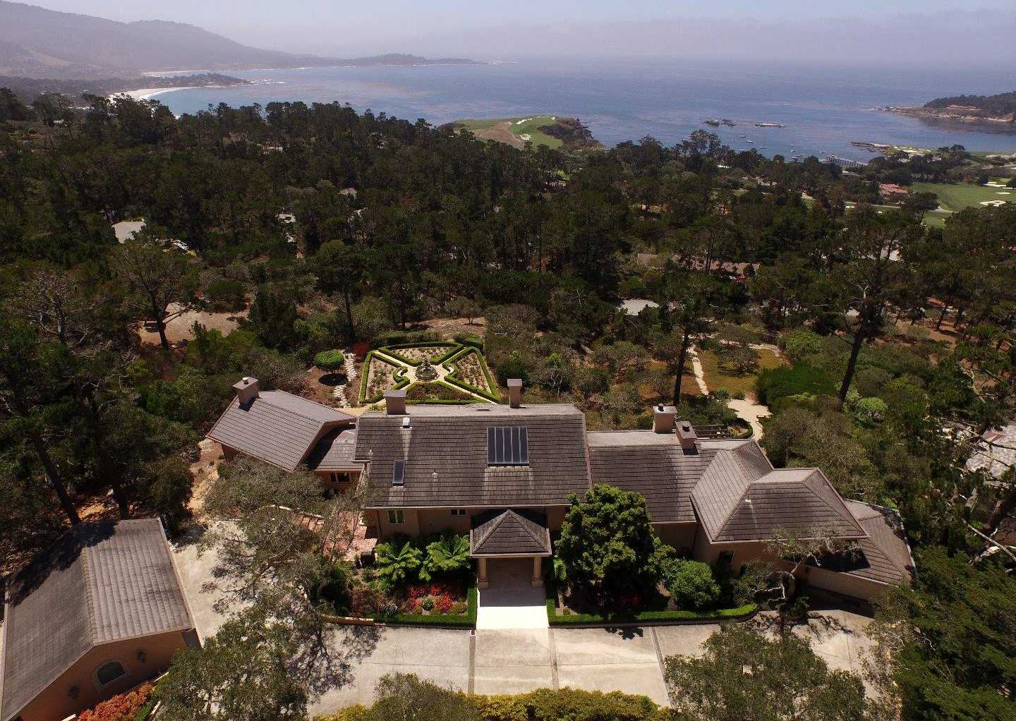 $12,500,000 - 7Br/6Ba -  for Sale in Pebble Beach