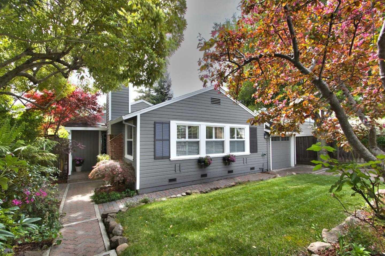 1631 Francis Ave Belmont, CA 94002