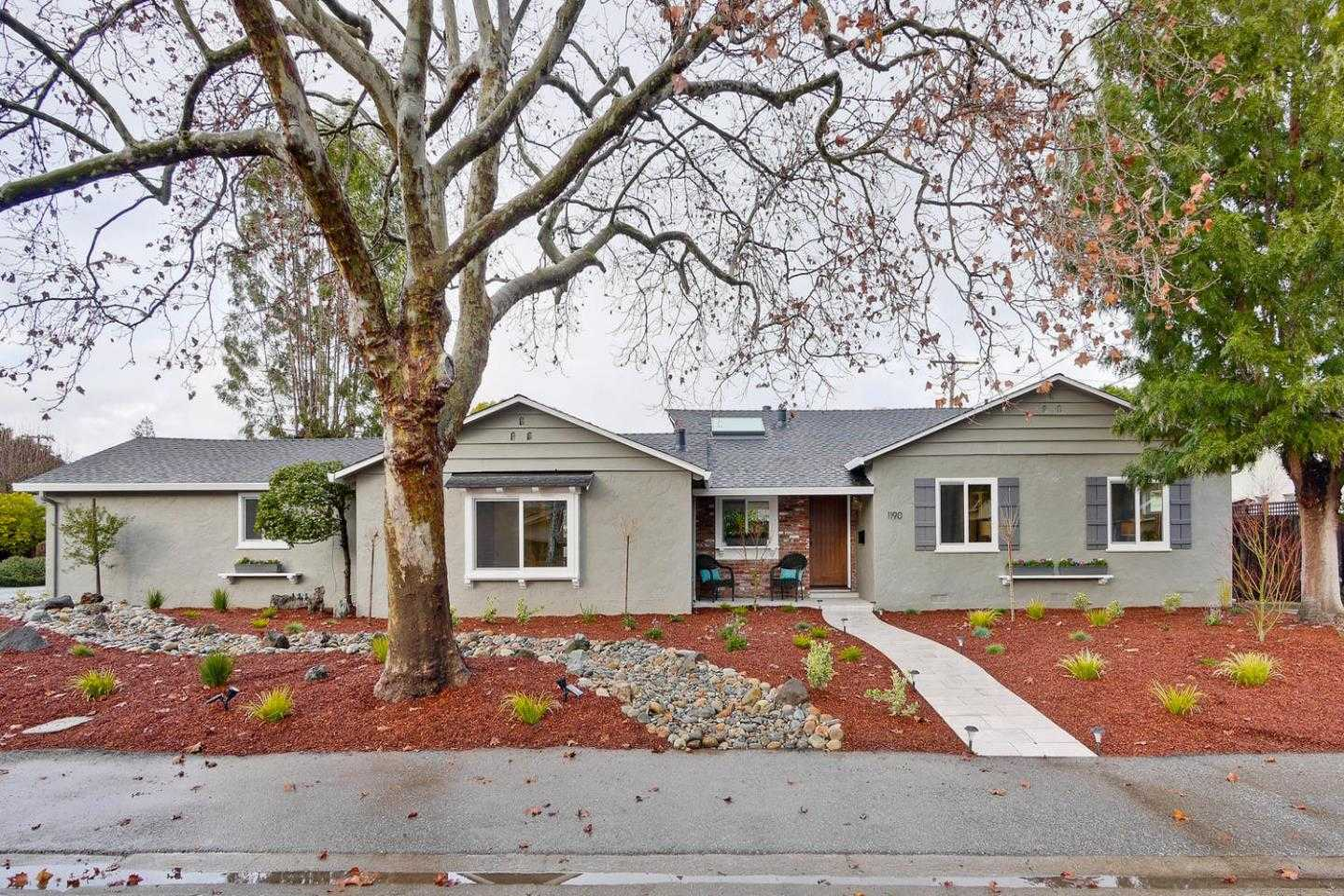 1190 Fordham Way Mountain View, CA 94040