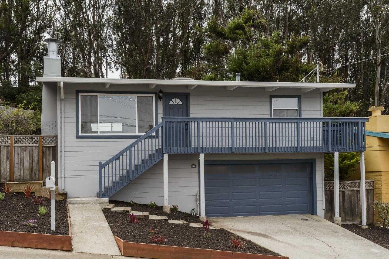 720 Edgemar Ave Pacifica, CA 94044