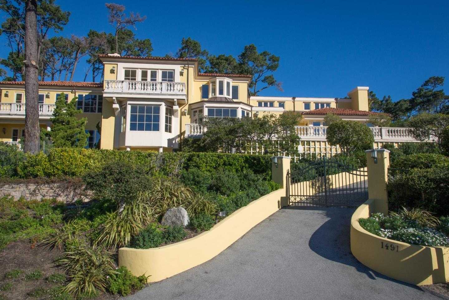 $8,300,000 - 6Br/8Ba -  for Sale in Pebble Beach