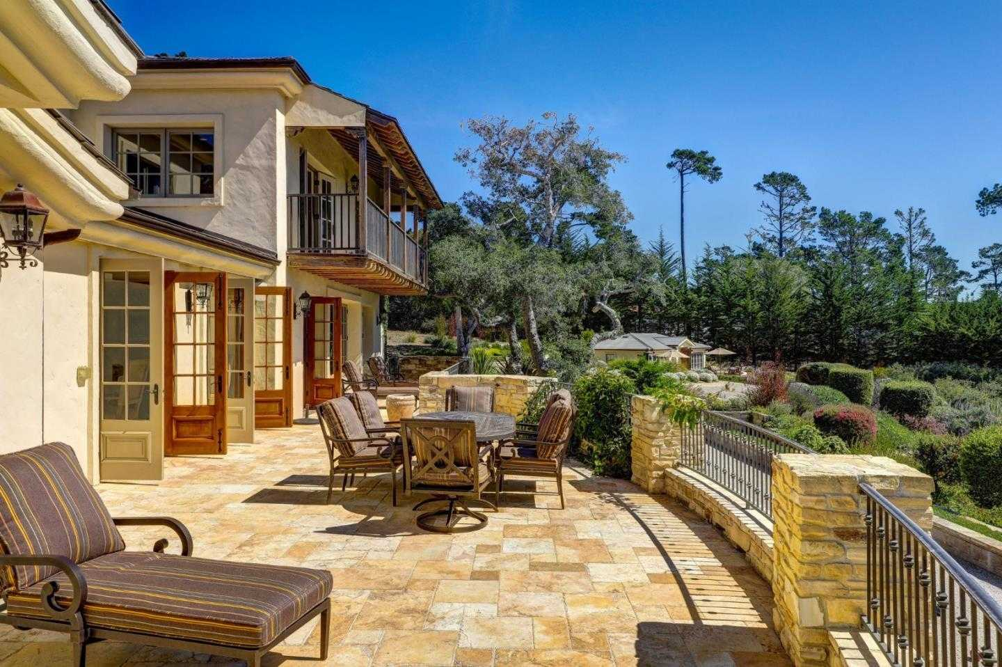 $8,495,000 - 8Br/7Ba -  for Sale in Pebble Beach