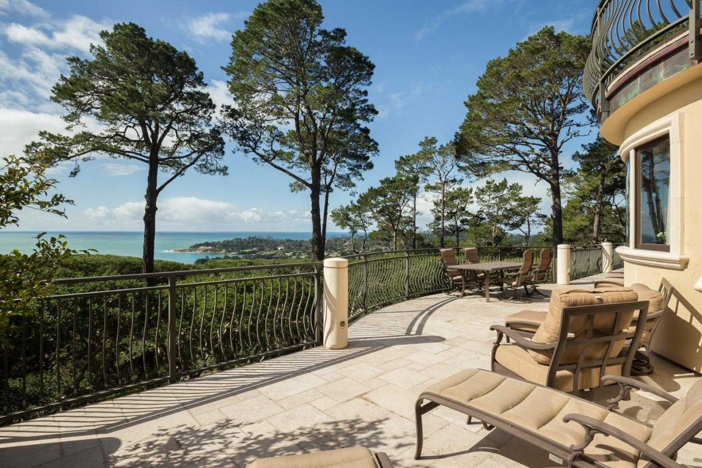 $17,495,000 - 6Br/6Ba -  for Sale in Pebble Beach