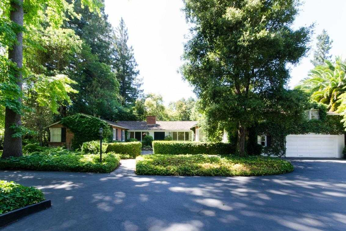 $5,495,000 - 3Br/3Ba -  for Sale in Menlo Park