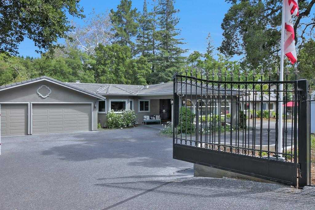 $4,495,000 - 5Br/5Ba -  for Sale in Saratoga