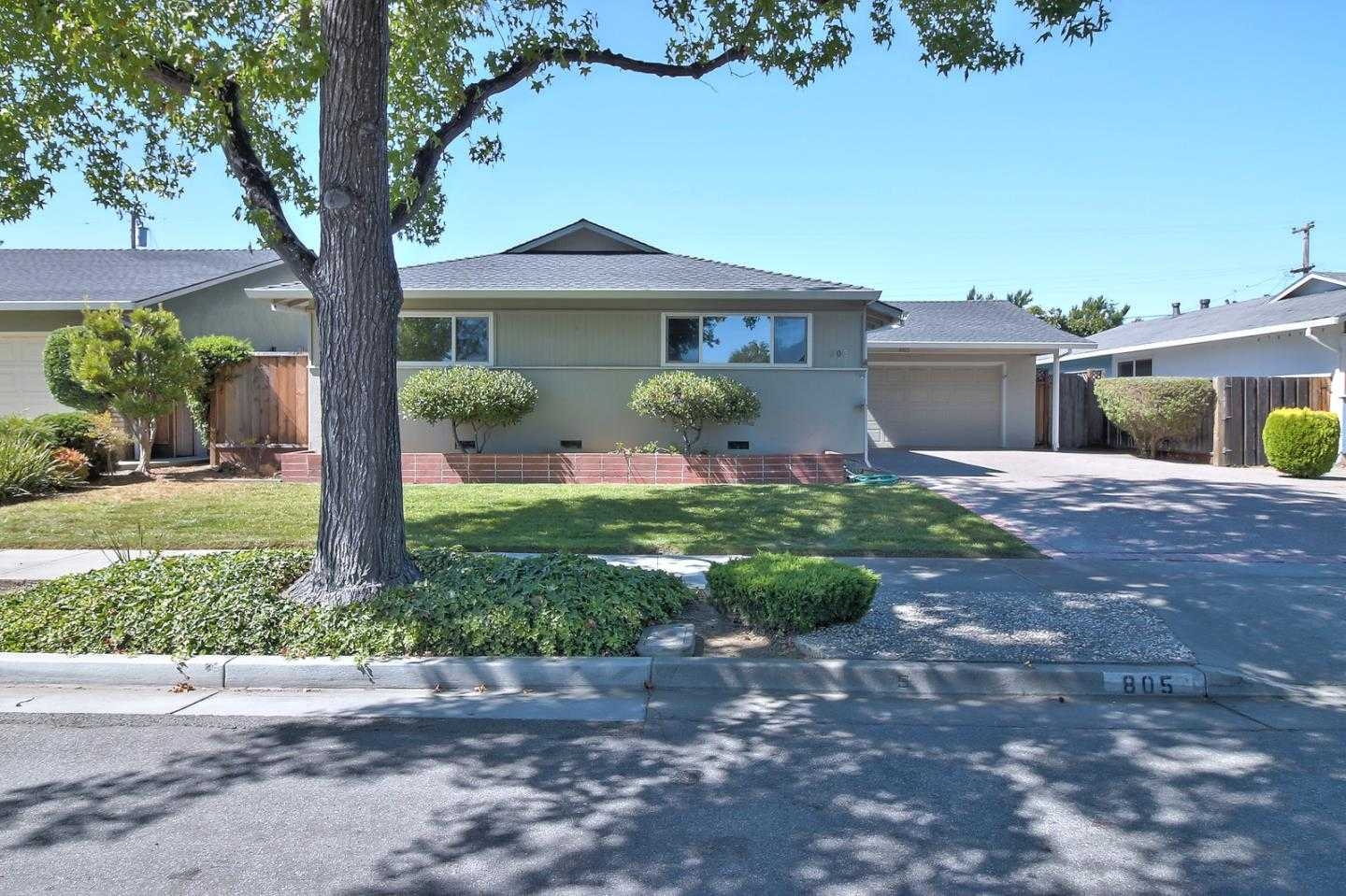 $1,598,000 - 3Br/2Ba -  for Sale in Sunnyvale