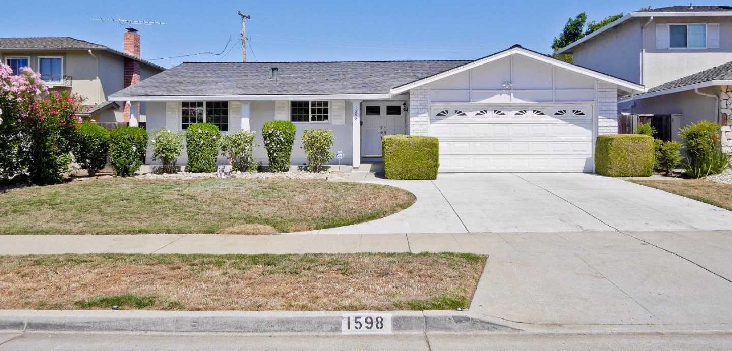 $1,988,000 - 4Br/2Ba -  for Sale in Cupertino