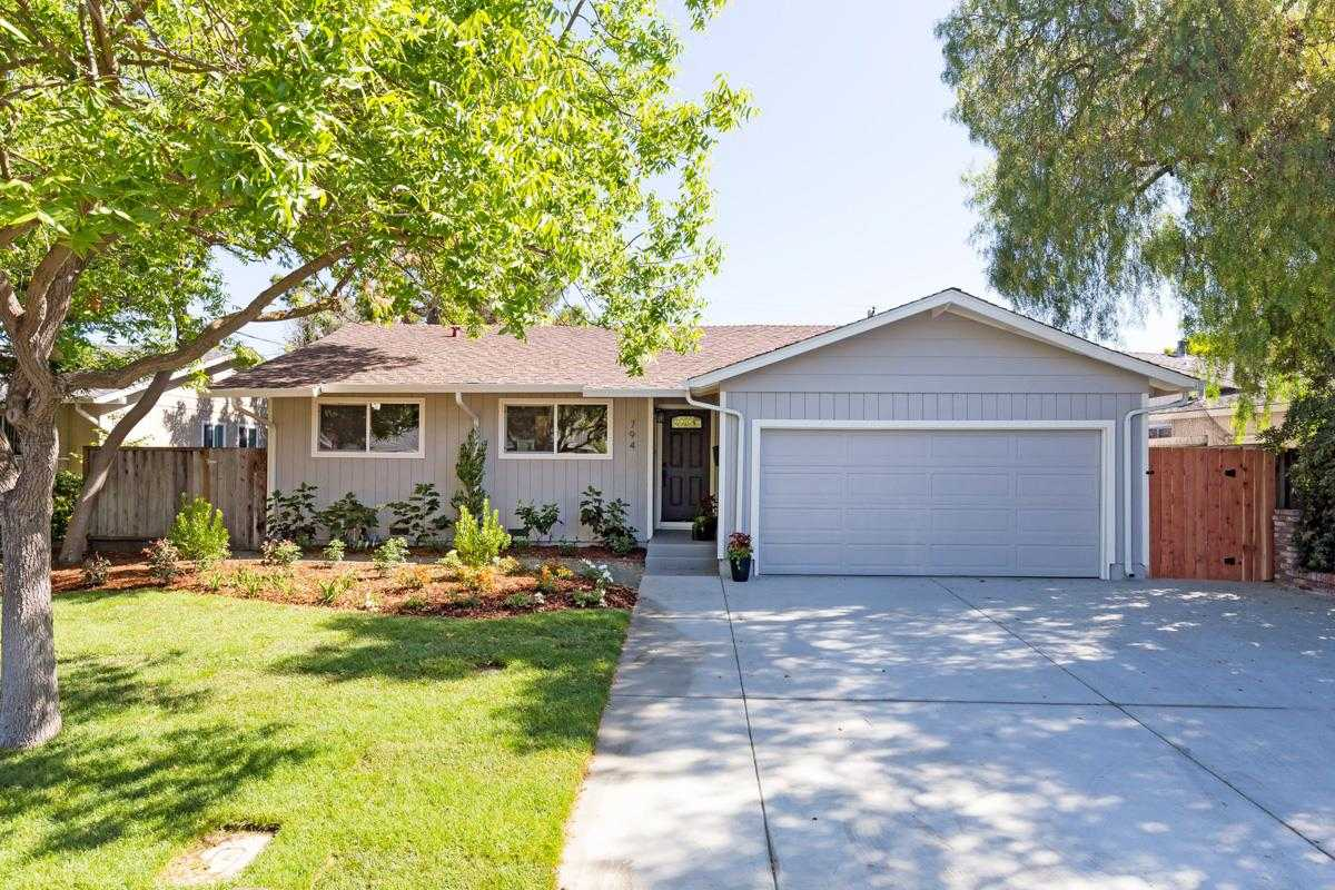 $1,498,000 - 3Br/2Ba -  for Sale in Mountain View
