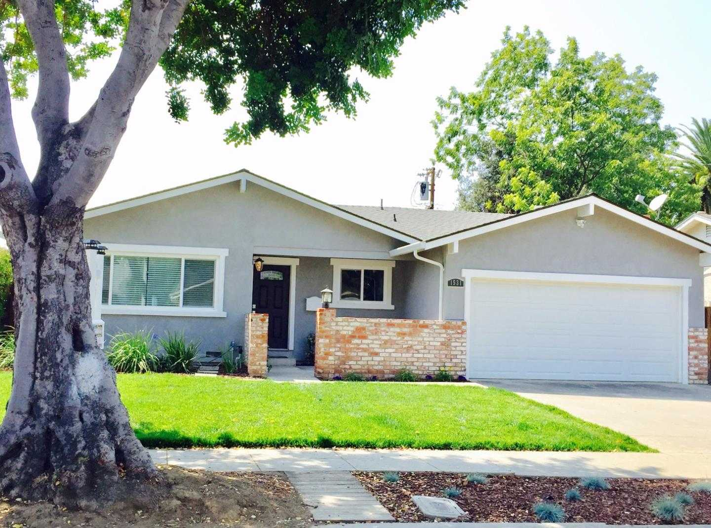 $1,748,000 - 3Br/2Ba -  for Sale in Sunnyvale