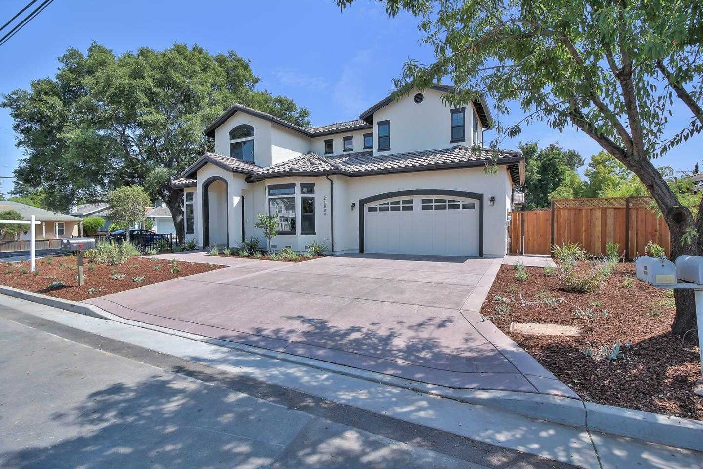 $3,600,000 - 5Br/4Ba -  for Sale in Cupertino