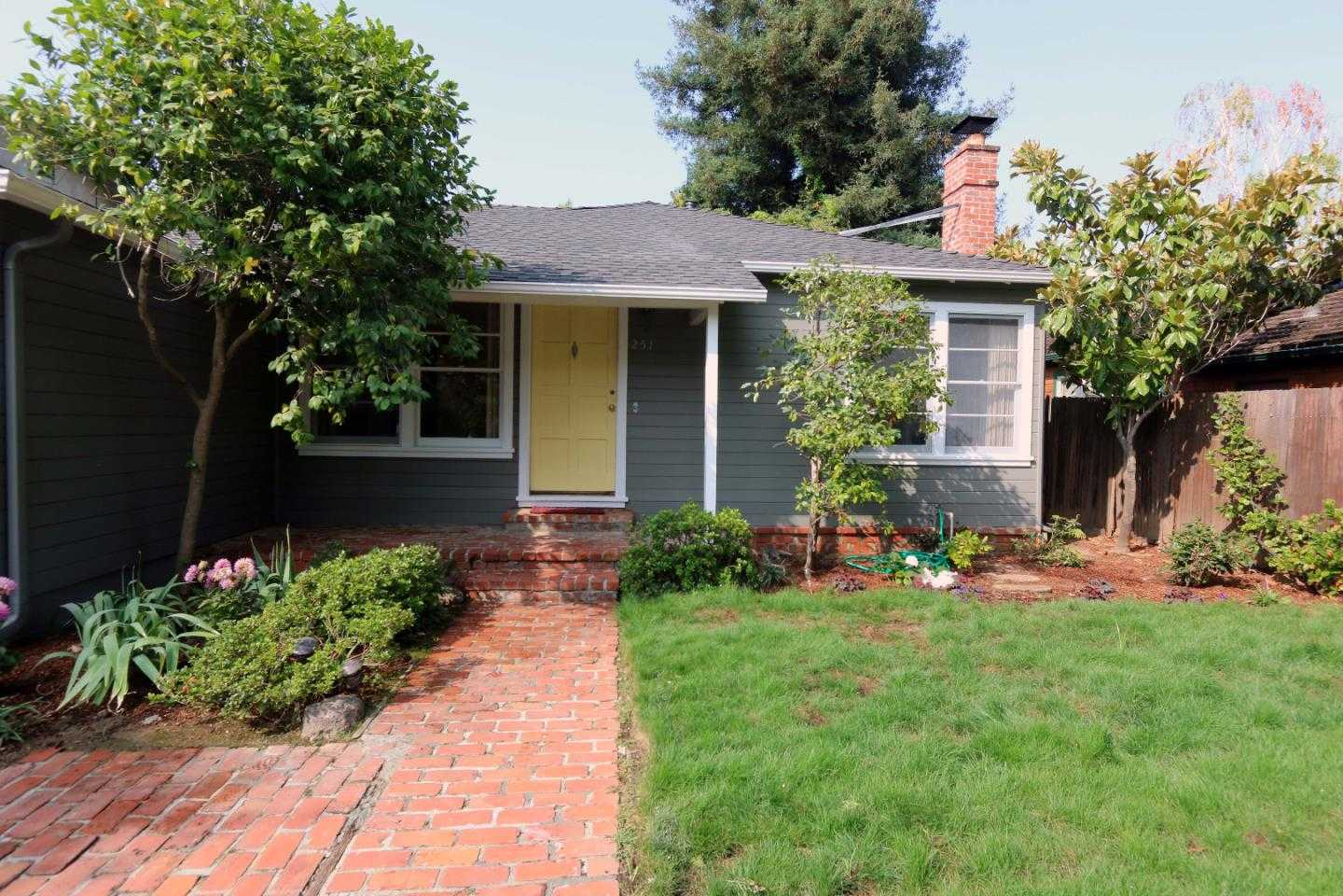 251 Stanford AVE MENLO PARK, CA 94025