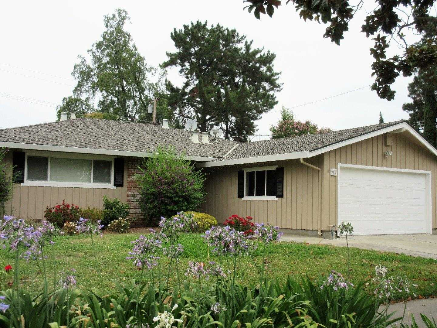 $1,700,000 - 3Br/2Ba -  for Sale in Sunnyvale