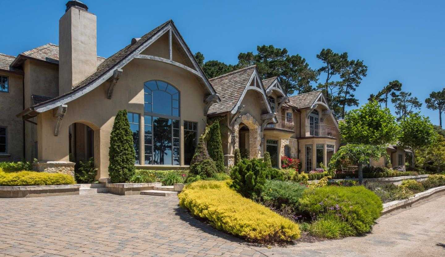 $7,750,000 - 5Br/5Ba -  for Sale in Pebble Beach