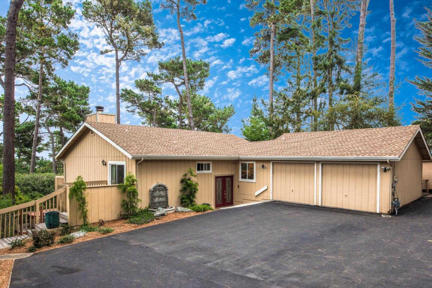 $975,000 - 4Br/3Ba -  for Sale in Pebble Beach